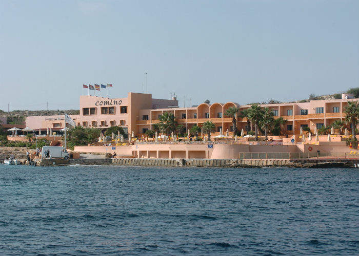 Malta Booking - Comino Hotel and Bungalows